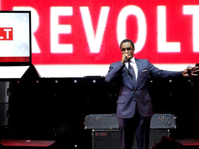 White Men Sue Diddy's Revolt TV, Charging 'Reverse Discrimination'