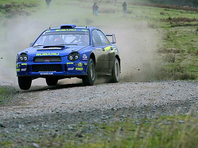 Rally Flashback: Wales Rally GB 2001