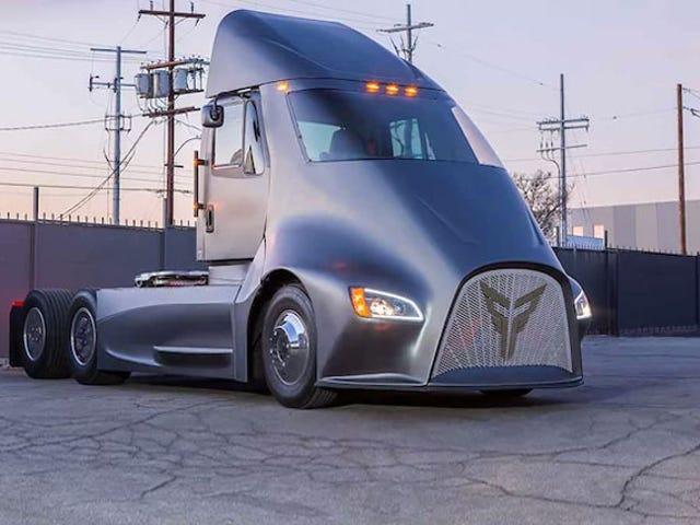 Thor lastbilar: En konkurrent till Tesla?