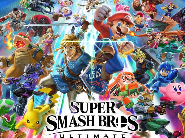 Thoughts on Super Smash Bros Ultimate