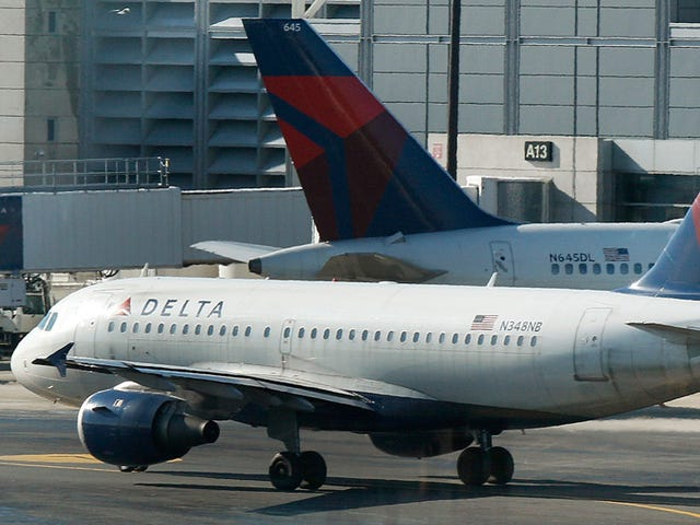 Delta Becomes Second Airline in a Week to Ground US Flights Over Computer 'Issues'