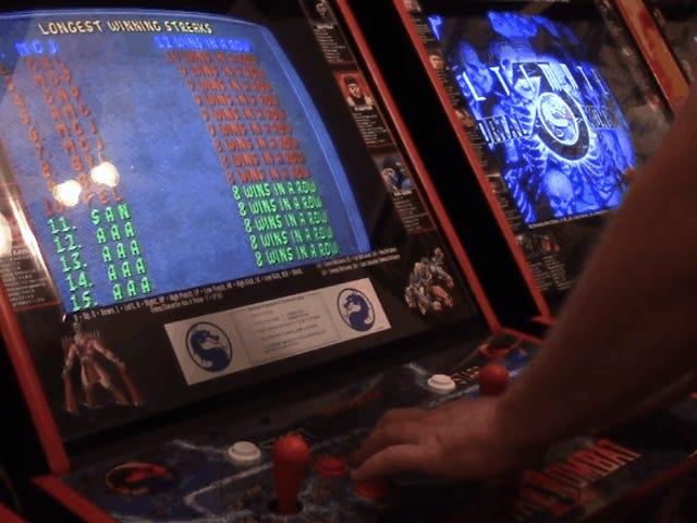 Descubren menús secretos en Mortal Kombat después de más de 20 años