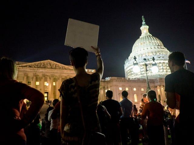 La Chambre des représentants ajourne ses travaux pour le 4 juillet après près de 26 heures de sit-in chez les démocrates