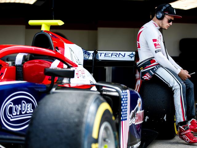 Santino Ferrucci Tidak Terlihat Terlalu Menyesal tentang Semua Hal yang Dia Lakukan di Formula 2