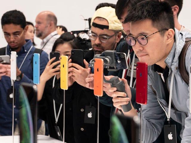 Η πτώση των αποθεμάτων της Apple εξάγει όλες τις απόψεις