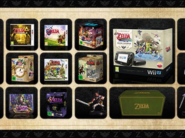 Legend of Zelda competition (UK Only)
