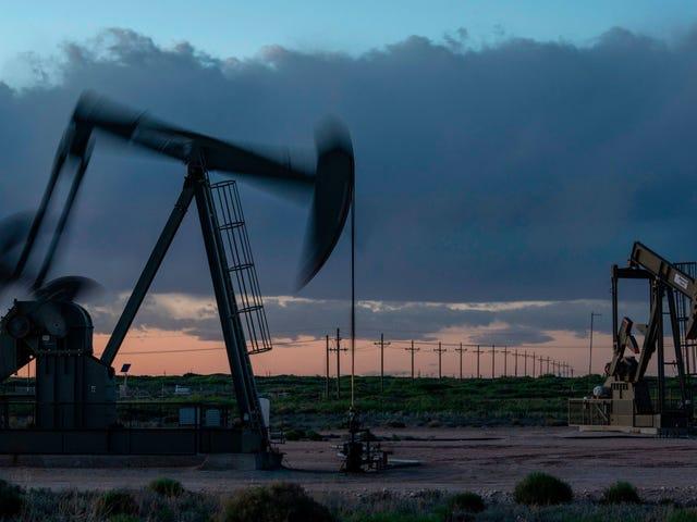 O coronavírus está mostrando aos bancos que o petróleo é um mau investimento