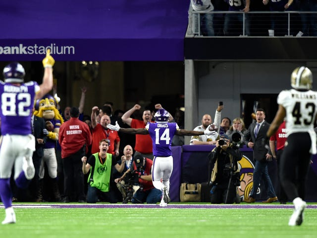 Okay, Here Is The Last Minneapolis Miracle Video You'll Need