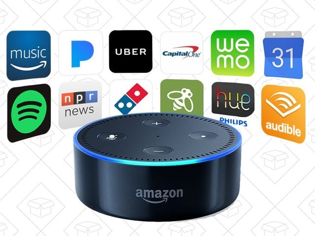 Stock Up On Refurbished Echo Dots For $35 Each