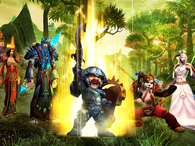 One Week Later, Blizzard Still Doesn't Know Why World Of Warcraft's Leveling System Is Borked