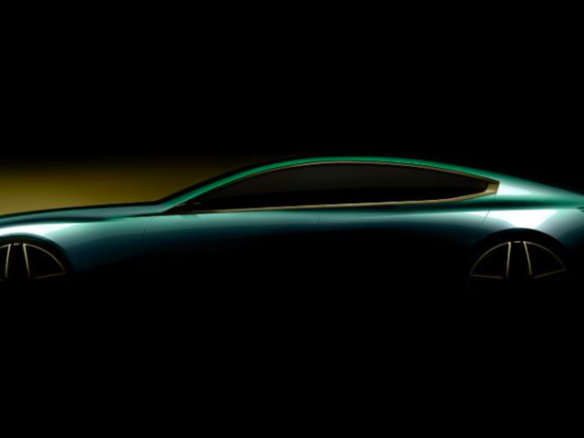 BMW Teases What Might Be A Four-Door 8 Series