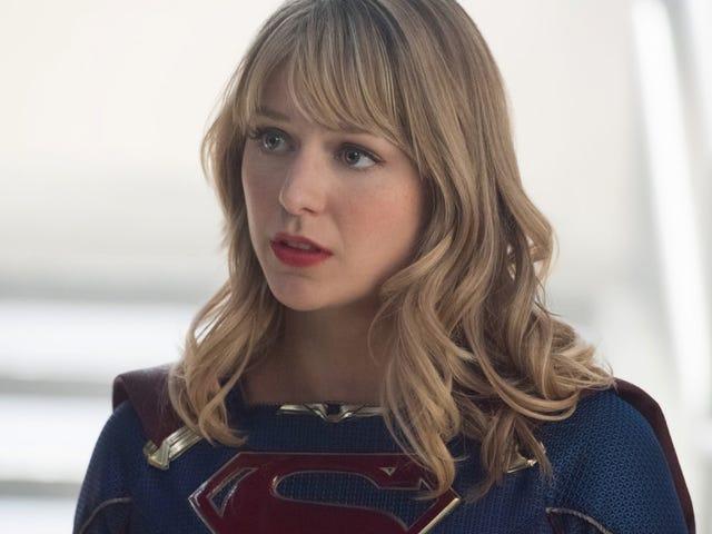 Supergirl pożegnała się z Jamesem Olsenem w dość beznadziejnym odcinku
