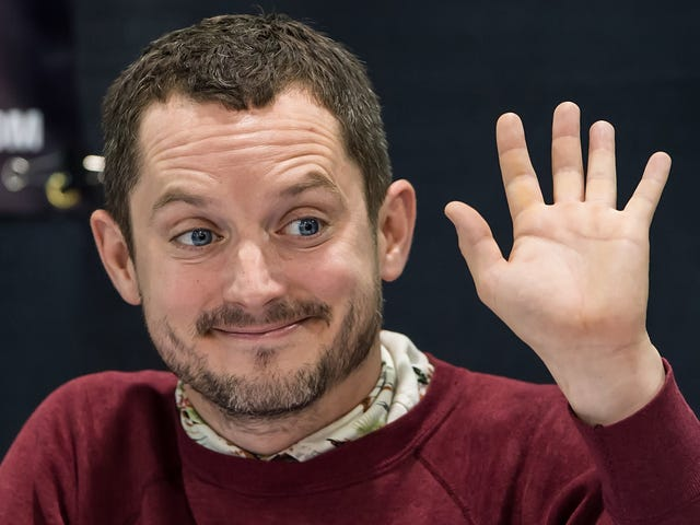 Elijah Wood est un invité très poli d'Animal Crossing