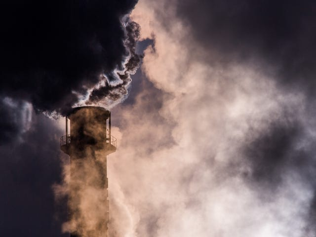 Coal's Dying, But U.S. Greenhouse Gas Emissions Still Rose in 2018