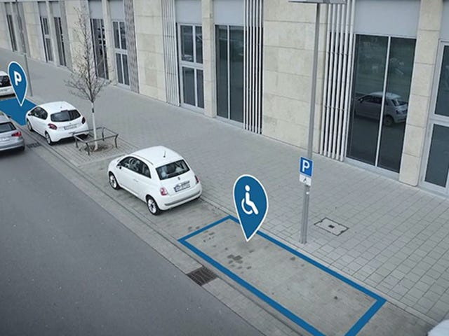 Your Car's Navigation System Will Soon Be Able To Find A Parking Spot