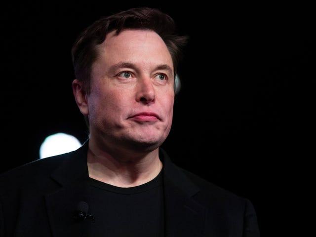 Elon Musk: 'Jeg er en Fucking Idiot'