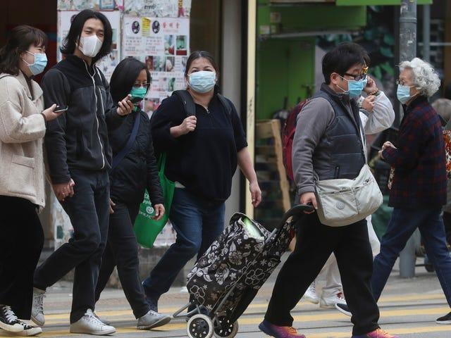 Raportti: Valkoinen talo harkitsee kaikkien Yhdysvaltojen ja Kiinan lentojen väliaikaista kieltämistä Coronaviruksen puhkeamisen keskellä