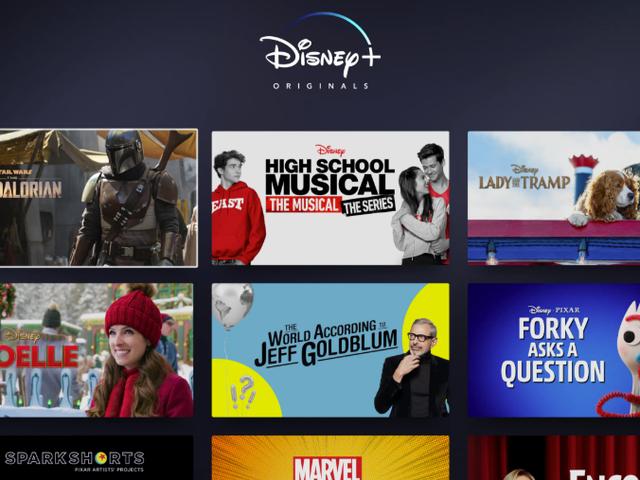 Disney + ajattelee tutkijoita, julkaisee näytöksiään viikoittain