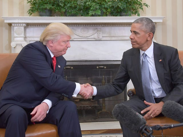 Obama Is Livid at TrumPutin Over His Fake Wiretap Claims