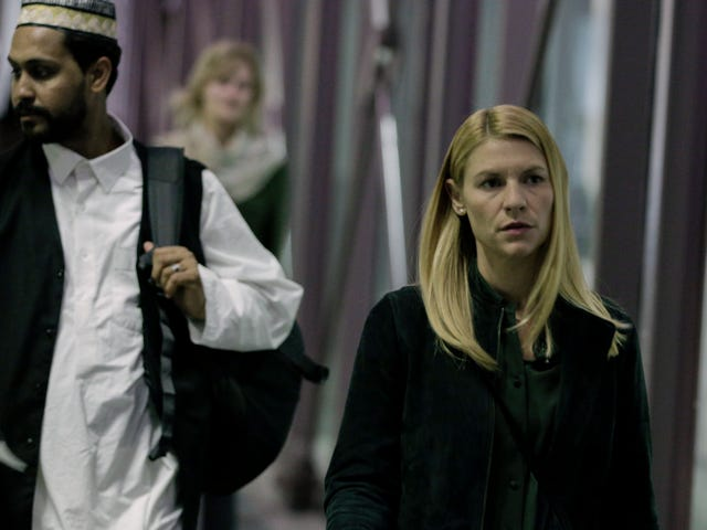 Homeland puts Carrie through some familiar paces