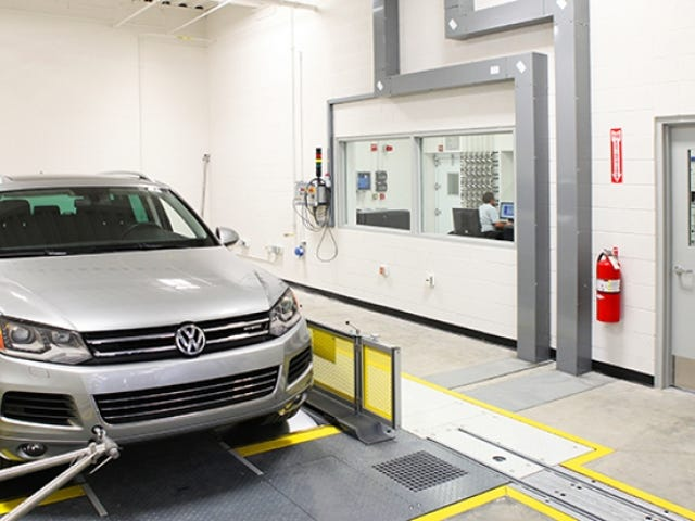 Maybe the 20th time is the charm: I applied at VW's emissions lab yet again.