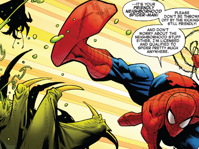 A New Era of Amazing Spider-ManCould Be Bringing Back a Welcome Part of Peter's Past