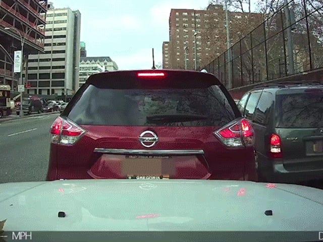 Tempat Kecurangan Tempat parkir New York City Jadi Busten It Made The News