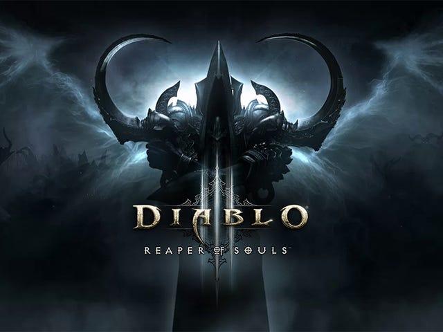 The Saturday Morning Stream: Diablo III: Reaper Of Souls (Stream Over)