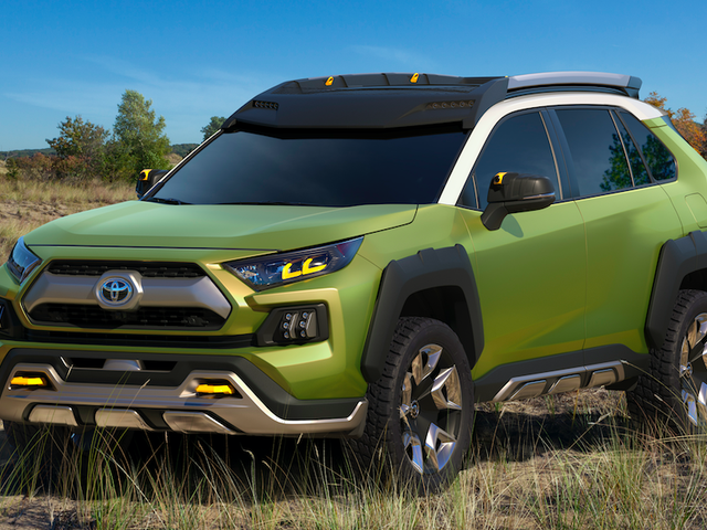 The Toyota FT-AC Concept Is The 'Tough Guy' Crossover Americans Would Totally Buy