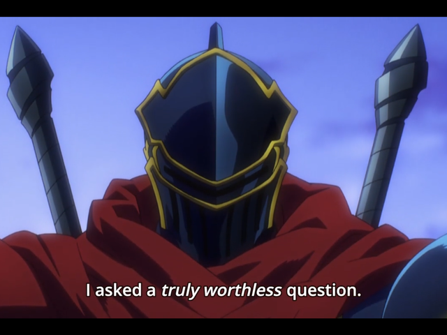 Overlord S3.6 review: A-