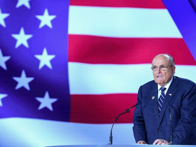 Rudy Giuliani Under Federal Investigation for Campaign Finance Violations: 'I Would Not Be Surprised If He Gets Indicted'