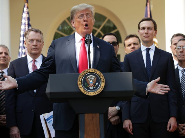 Trump's Treatment of Female Reporters During Press Conference Shows Why He Supports Judge Kavanaugh