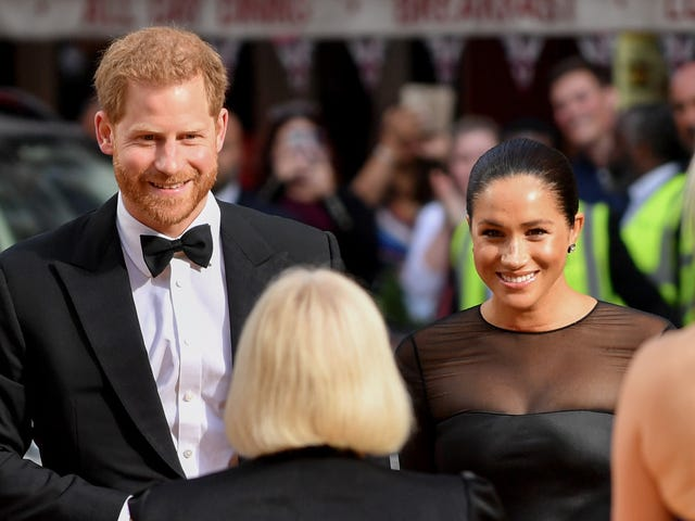 Meghan Markle Pivots to Media