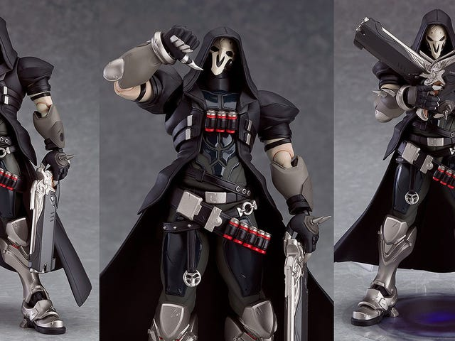 New Reaper Action Figure Looks Great
