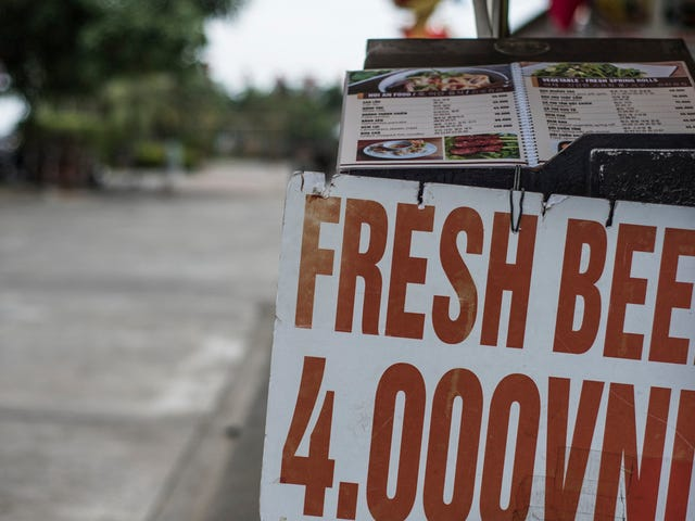 New drunk driving laws tank Vietnam's beer sales