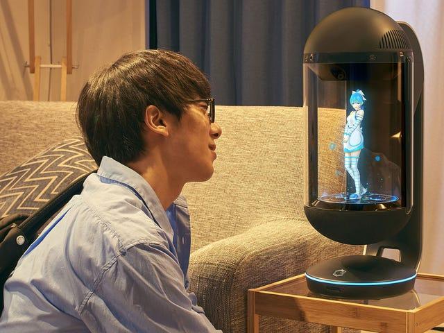 Ya puedes comprar la novia holográfica que comenzó con un vídeo viral en Japón