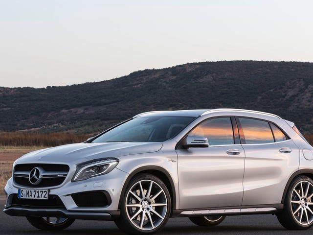Mercedes GLA och GLA45 AMG: Den ultimata köparens guide