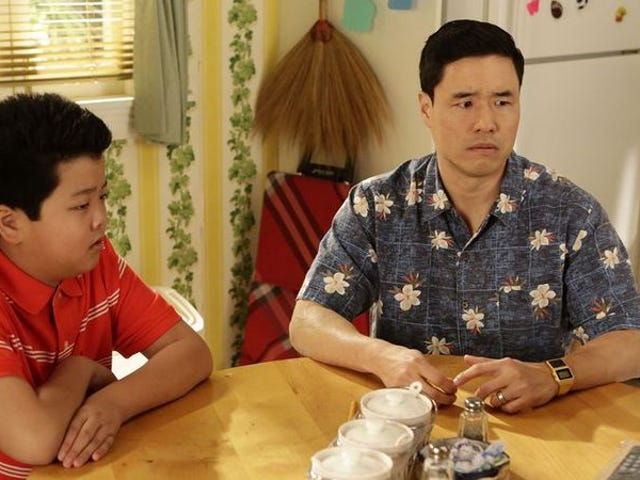 Everyone lies and pays for it on Fresh Off The Boat