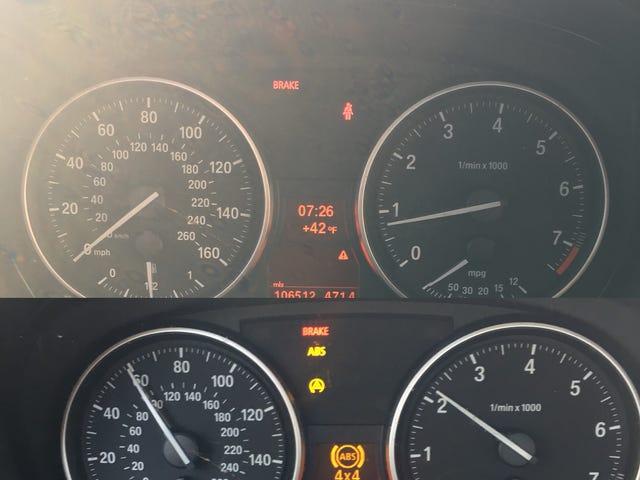 My Car Fixed Itself?
