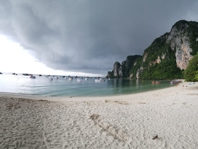 Day 11. Made it to Koh Phi Phi