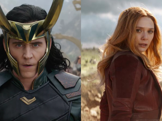 Report: Loki and Scarlet Witch Could Get Their Own Shows on Disney's Streaming Service