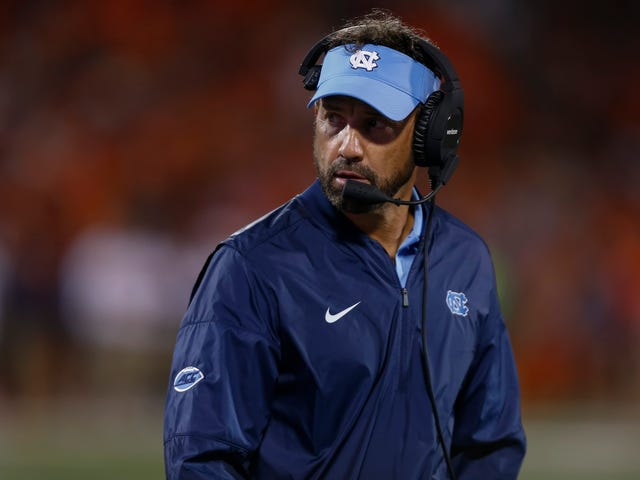 Larry Fedora's Football Crusade Is About Culture War, Not Science