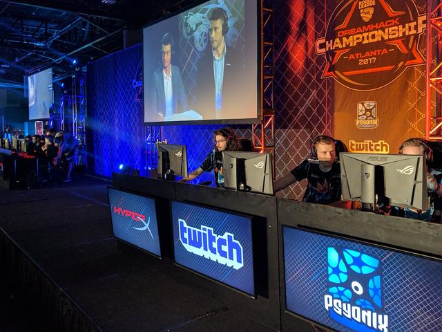 Il fine settimana in Esports: DreamHack Atlanta, le finali Counter-Strike in Polonia e altro ancora