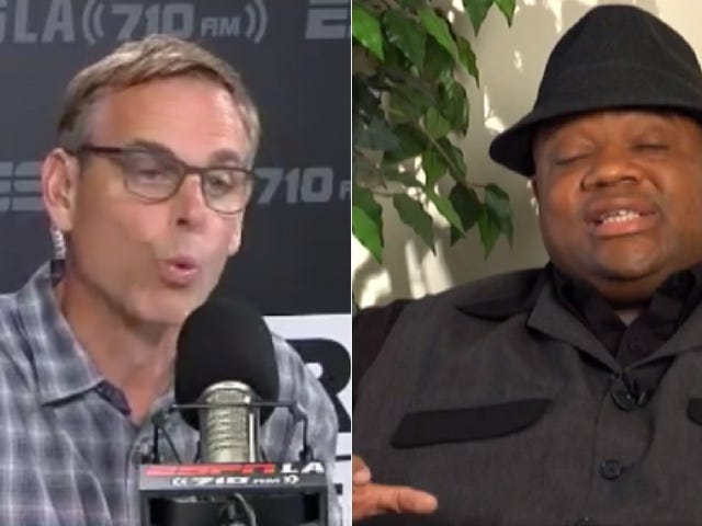 Rapport: Colin Cowherd og Jason Whitlock å være vert for <i>All Takes Matter</i> på Fox Sports