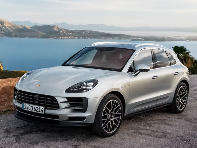 The Porsche Macan Is Going Electric
