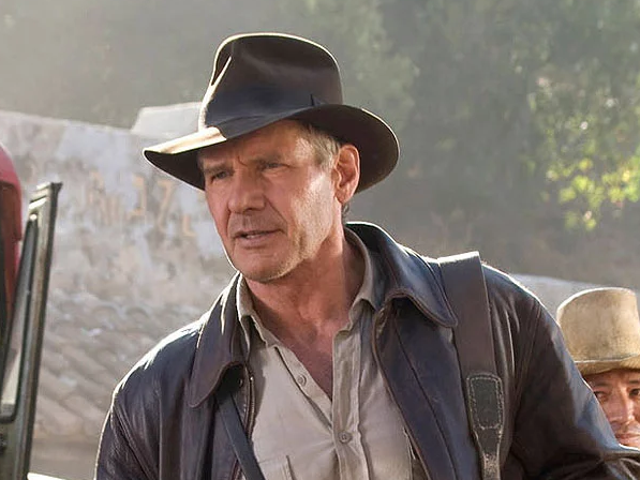 Harrison Ford Oddly Dropped Chris Pine's Name When Talking About the Future of Indiana Jones