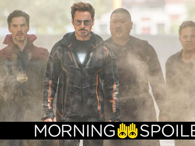 Aún más rumores sobre los personajes que regresan para los <i>Avengers 4</i>