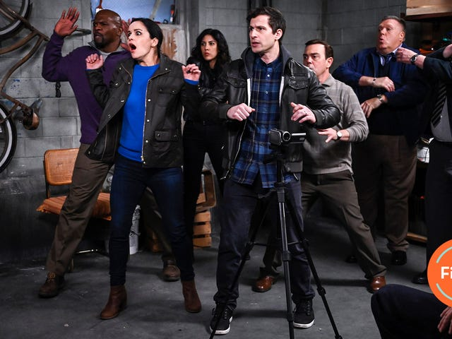 "Brooklyn Nine-Nine wraps up its sixth season with its very own ""Suicide Squad"""