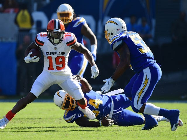 Turns Out Corey Coleman Asked For A Trade From The Browns