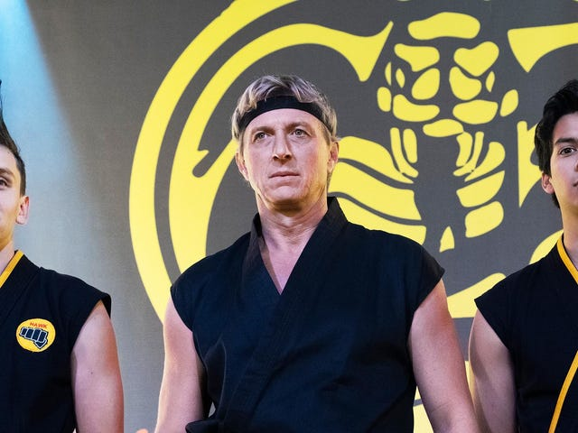 The Cobra Kai Season 2 Trailer Is Filled With Karate Kids New and Old